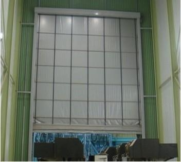 China Wind-resistant High Speed Stacking Door JK9707