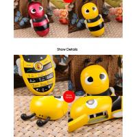 2015 hot sale Little Bee Cute toy mobile phone for kids Q5 Manufactures