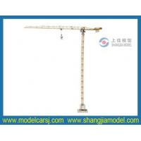 1 :50 POTAIN Tower Crane Model for collection Manufactures