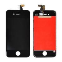 China Cell phone spare parts lcd digitizer for iphone 4 assembly on sale