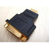 HDMI Male to DVI male connector Manufactures