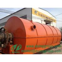Waste tire recycling plant for sale Manufactures