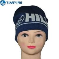 Buy cheap Men's Fashionable Knitted Hat with Letters from wholesalers