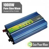 China 1000w pure sine wave solar inverter price on sale