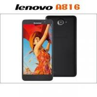 Buy cheap Lenovo A816 Quad Core Android Phone 5.5