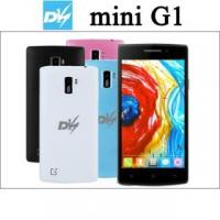 """DK MINI G1 MTK6572 Dual Core China Mobile Phone 4.5"""" 5.0mp Dual Camera Android 4.2 3G Unlocked Manufactures"""
