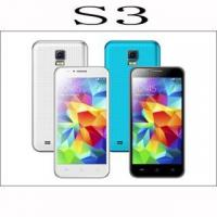 Android4.4.2 Cellphone MPIE S3 4G ROM With 4.8Inch Screen MTK6572 Dual Core 3G Unlocked Phone Manufactures