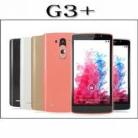 Dual Core Smartphone G3 MTK6572 5.0Inch Screen Dual Sim Android 4.4.2 GSM/WCDMA Cell Phone