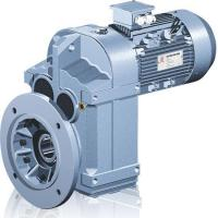 F Parallel shaft helical gear units Manufactures