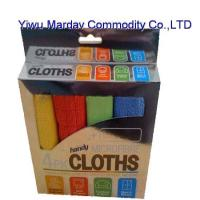 China Microfiber Cleaning CLoth Set on sale