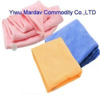 Quality Absorbent Microfiber Hair Turban/Hair Drying Towel for sale