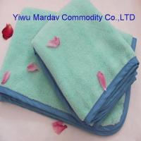 Big Size Microfiber Car Care Towel Manufactures