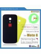 China Mobile Phone Accessories Motorola Moto G XT1032 Battery Door Cover on sale
