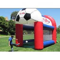 China Pro Kick Soccer Inflatable Game wholesale