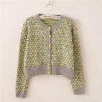 China Hot selling winter ladies cardigan wool sweater on sale