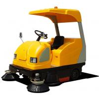 China MN-I800 Industrial Ride On Road Sweeper on sale