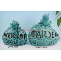 Frogs on Stone Manufactures