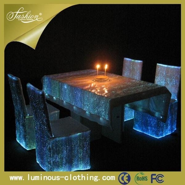 Affordable Glow Table Cloth Yq Light Up Table Cloth Wedding Table Cloth  Luminous Glow Table Cloth With Glow In The Dark Tablecloth