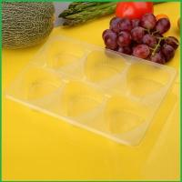 Six Compartments Plastic Cake Container Manufactures