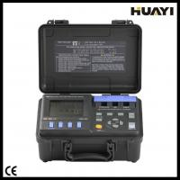 China HIGH VOLTAGE DIGITAL INSULATION TESTER MS5215 on sale