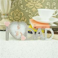 Metal photo frame / fathers day gifts Manufactures