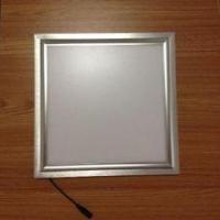 600600 Eco Friendly Direct Lit Backlight LED Flat Light For Bathroom , IP45 10 Watt Manufactures