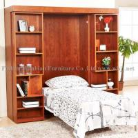 GS5001 wall bed with sliding bookcases Manufactures