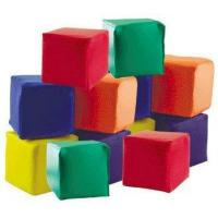 China 12 Ultra Soft Blocks - For Toddlers - Fun and Safe on sale