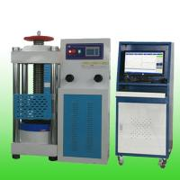 HZ-009 Full-automatic concrete hydraulic pressure testing machine 2000kN/3000kN Manufactures