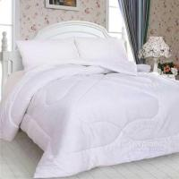 White feather jacquard hotel bedding set Manufactures