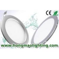 6W LED Round Panel Light