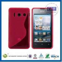 China C&T TPU S-line case for huawei ascend y300 on sale