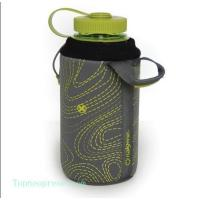 China Insulated neoprene water bottle sleeve cover holder on sale