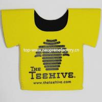 Buy cheap koozies T-shirt design can cooler/kooz from wholesalers