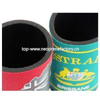 Buy cheap koozies 5mm thick foam can cooler from wholesalers