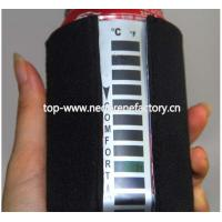 Buy cheap koozies thermometer Can Cooler from wholesalers