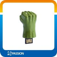 Buy cheap USB FLASH DRIVE the avengers incredible hulk hand USB flash drive , business gift usb from wholesalers