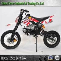Fashion Manual Transmission Off road 110cc Dirt Bike 125cc Motorcycle Manufactures