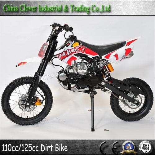 Quality Fashion Manual Transmission Off road 110cc Dirt Bike 125cc Motorcycle for sale