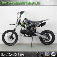 Chinese Cheap Popular 110cc 125cc Dirt Bike Pit Bike for Sale Manufactures