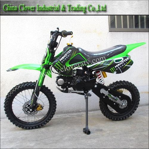 Quality Off-road 4 Stroke Sport Dirt Bike 110cc Pit Bike with Fast Speed for sale