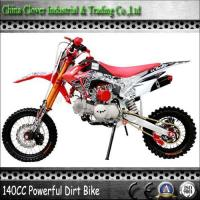 CE Standard Off Road Big 125CC Dirt Bike 110CC Powerful Pit Motorcycle for Sale Manufactures