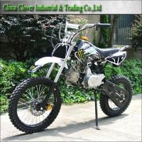 White Monter 17 inch 14 inch High Quality Motocross Dirt Bike Pit Bike 125cc Manufactures