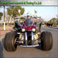 China Water Cooled EEC Racing Quad Bike ATV 250CC with Zongshen Engine on sale