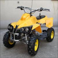 Buy cheap 2015 New Design Kids ATV 49CC Mini Quad ATV with Remote Control from wholesalers