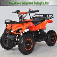 Buy cheap LED Head Lights 49CC Mini ATV Quad 49CC Bike with Button Start from wholesalers
