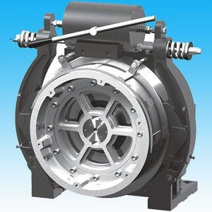 Quality WYJ103-04 Series Traction Machine(Elevator Components) for sale