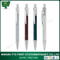 China Metal Ball Pen Brands China Promotional Products Suppliers on sale