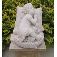 China Stone Carving Marble Abstract Statue on sale