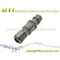 China RJ-03: Waterproof RJ45 In Line Coupler Connector on sale